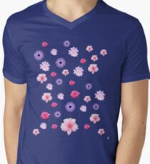 Mixed Roses and Other Flowers T-Shirt