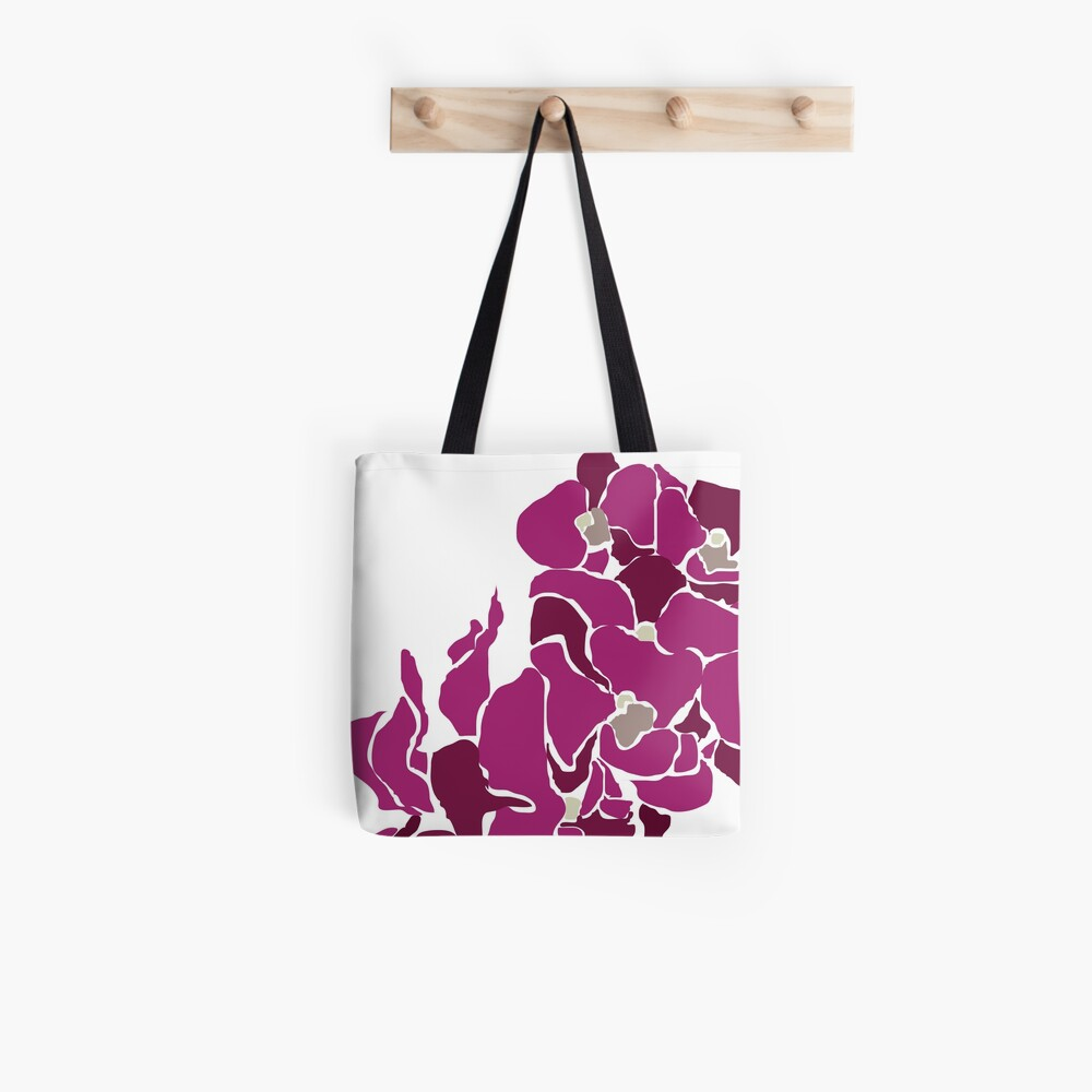 Orchards in Pink Tote Bag
