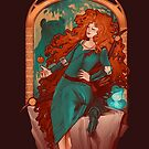 The Scottish Girl by MeganLara