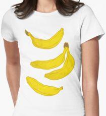 Banana Women's Fitted T-Shirt