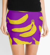 Banana Mini Skirt