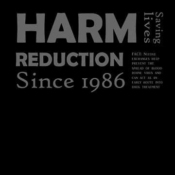 Harm reduction 1986 by Mannaz71