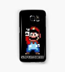 Super Mario 16 bit Victory Pose Samsung Galaxy Case/Skin