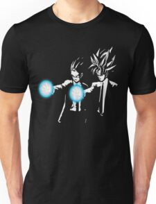 Gohan and goku action Unisex T-Shirt