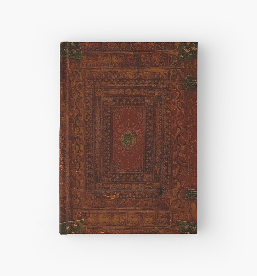 Book Cover Paper Zip Code : Quot rustic engraved leather book cover design hardcover
