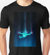Virtual Reality Diver Unisex T-Shirt