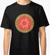 "Swedenborg Foundation ""Crest"" Logo Classic T-Shirt"