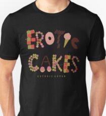 Erotic Cakes Unisex T-Shirt