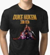 Duke 3D Tri-blend T-Shirt