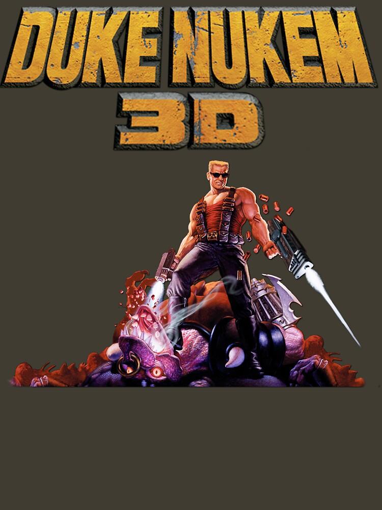 Duke 3D by minimoke85