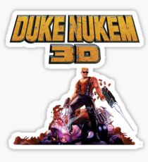 Duke 3D Sticker