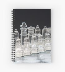 Chess 4 Spiral Notebook