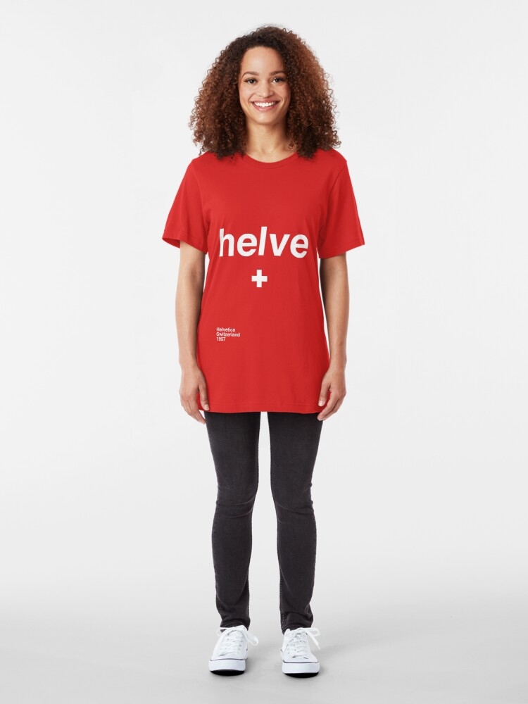 Alternate view of helve Slim Fit T-Shirt