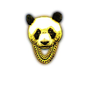 Panda Desiigner Yellow by urb4n