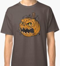 Pumpkin head Classic T-Shirt