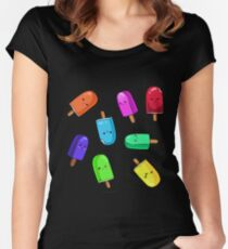 Lolly Women's Fitted Scoop T-Shirt