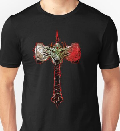 Hell's Armoury: The God Smasher T-Shirt