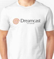 Dreamcast Logo Japanese Version Unisex T-Shirt