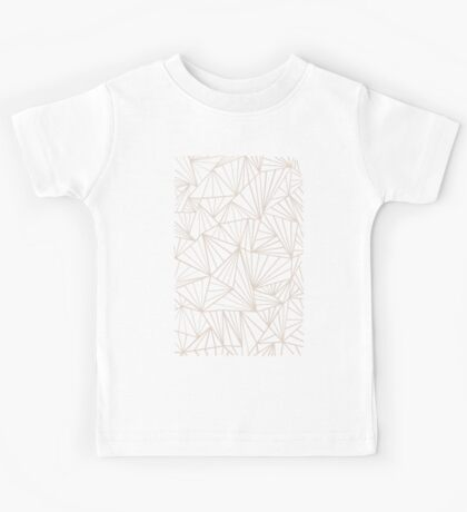 Ab Fan Grey And Nude Kids Clothes