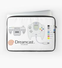 Dreamcast Japanese Controller Laptop Sleeve