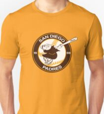 Swinging Friar 1969 San Diego Padres - One Of A Kind T-Shirt