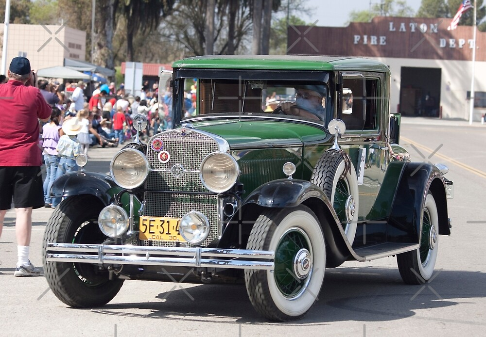 Cadillac La Salle Coupe by Buckwhite