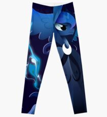 Spirit of Hearth's Warming Yet to Come (Princess Luna) Leggings