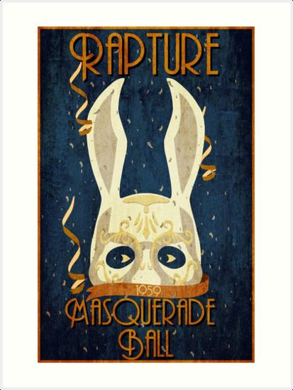 «Rapture Masquerade Ball 1959» de sgrunfo