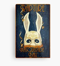 Rapture Masquerade Ball 1959 Metal Print