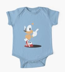 Minimal Hedgehog Kids Clothes