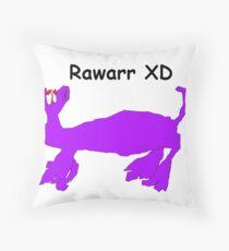 Rawarr XD Throw Pillow