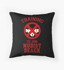 Ausbildung zum FKK-Strand Kissen