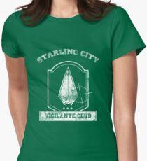 Starling City Vigilante Club T-Shirt