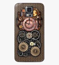 Infernal Steampunk Timepiece #2 Vintage Steampunk phone cases Case/Skin for Samsung Galaxy