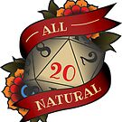 All Natural by Zach Roy