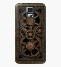 Infernal Steampunk Gears Vintage Steampunk phone cases Case/Skin for Samsung Galaxy