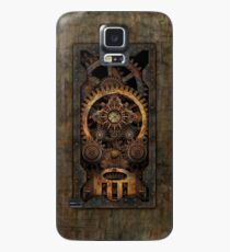 Infernal Steampunk Machine #2C Vintage Steampunk phone cases Case/Skin for Samsung Galaxy