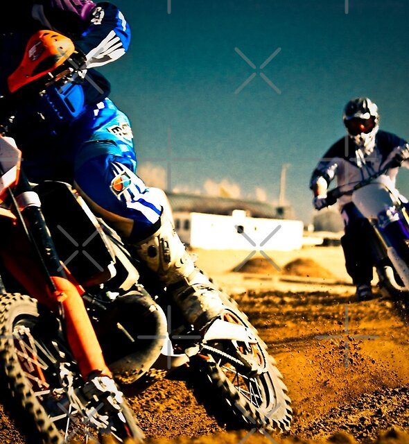 Motocross by Jennifer Durant