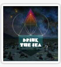 The Glitch Mob - Drink The Sea Album Cover Sticker
