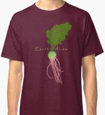 Earth Alien Watermelon Radish Classic T-Shirt