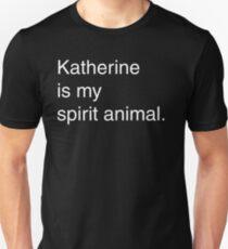 Katherine Spirit Animal Unisex T-Shirt