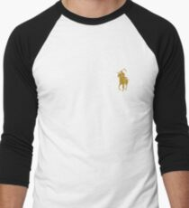 yellow grim reaper polo T-Shirt
