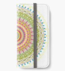 Bright Blessings Mandala  iPhone Wallet/Case/Skin