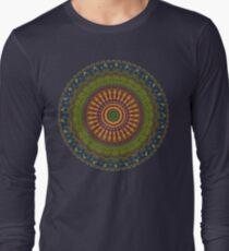 Bright Blessings Mandala  Long Sleeve T-Shirt