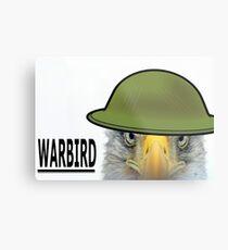 Warbird Metal Print
