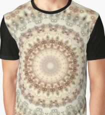 Natural Vintage mandala  Graphic T-Shirt