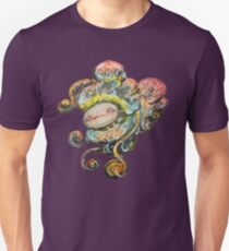 a more cadaverous tentacled, gloaming cloud  T-Shirt