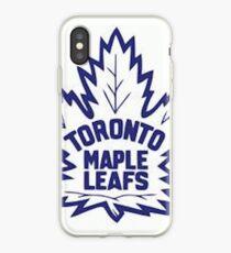 Toronto Maple Leafs Logo  iPhone Case
