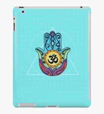 Hand of Fatima III iPad Case/Skin