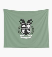 Ghostbusters Family Crest (Green) Wall Tapestry